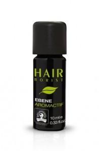 ebene huile essentielle qui fonce le cheveu