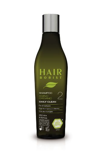 shampooing pour cheveux normaux amino organic daily clean