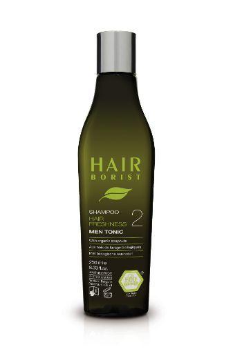 shampooing naturel pour homme MEN TONIC