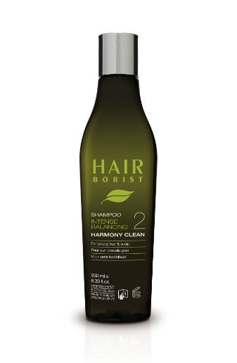 shampooing équilibrant cheveux gras Harmony Clean