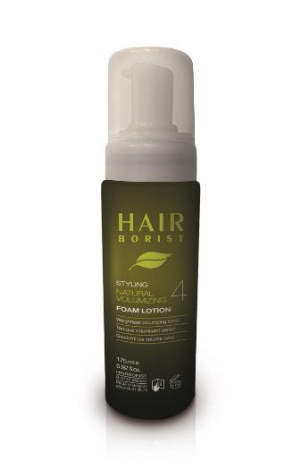 Mousse coiffante volume naturelle Foam Lotion Hairborist