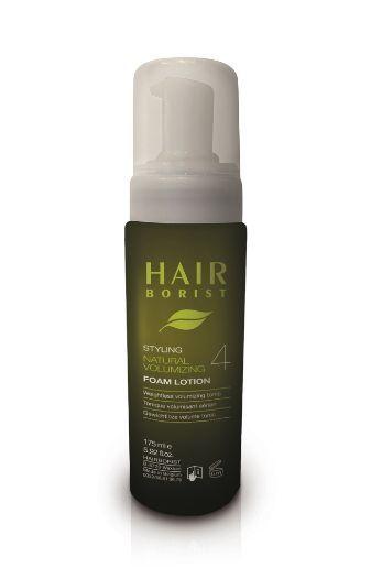Mousse coiffante volume naturelle Foam Lotion Hairborist