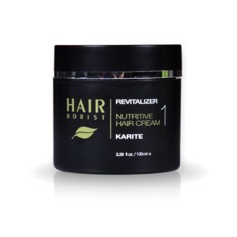 PURE SHEA BUTTER HAIR CARE KARITE HAIRBORIST