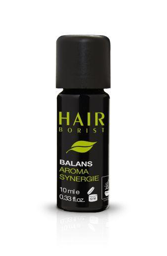 Balans: ätherisches Öl für fettige Kopfhaut