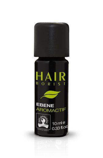Verrijkt donker haar - Ebène - Hairborist