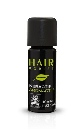 KERACTIF : huiles essentielles pour cheveux secs, pointes sèches et fourches