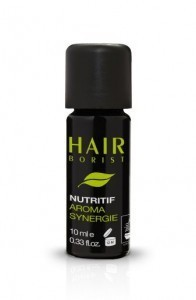 complex blend of nutritious essential oils for dry hair