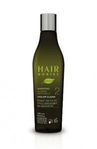 shampooing color clean pour cheveux secs, pointes sèches et fourches