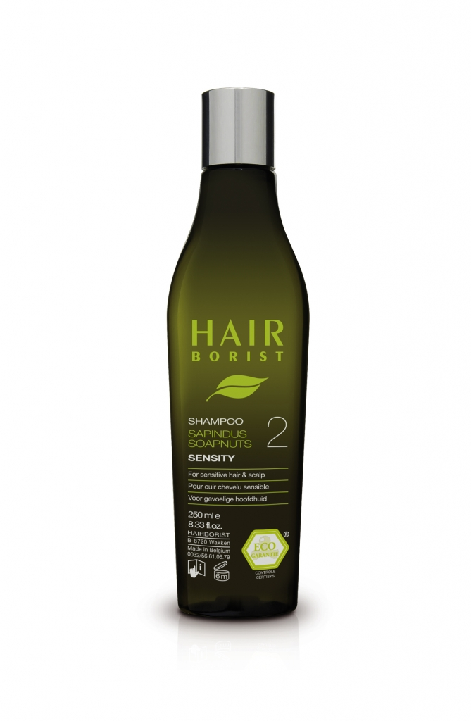 Shampoo voor gevoelige hoofdhuid - Sensity - Hairborist