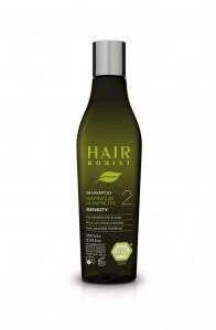 100% natural organic hair care shampoo