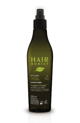 natural heat protection spray HAIRTONIC HAIRBORIST