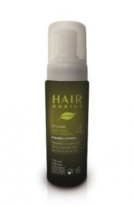 Styling form - Foam Lotion hairborist