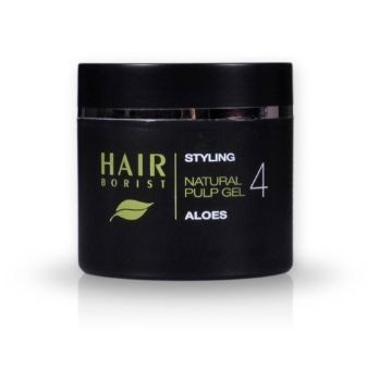 Gel naturel à l'aloe vera Aloes- HAIRBORIST - fixant naturel