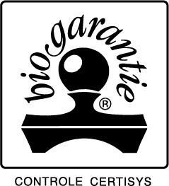dermosweet possède le label biogarantie