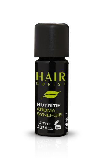 huiles essentielles pour cheveux abimés NUTRITIF