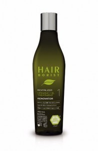 organic hair care renovator