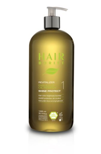 shine protect oil treatment coloured hair - hairborist