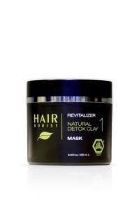 Mask: Ergänzung auf Balans ätherisches Öl für fettige Kopfhaut
